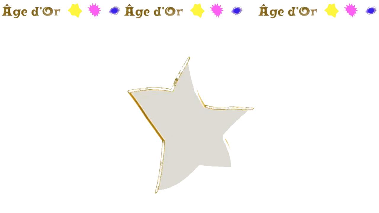 Caroline Ventura Age d'Or